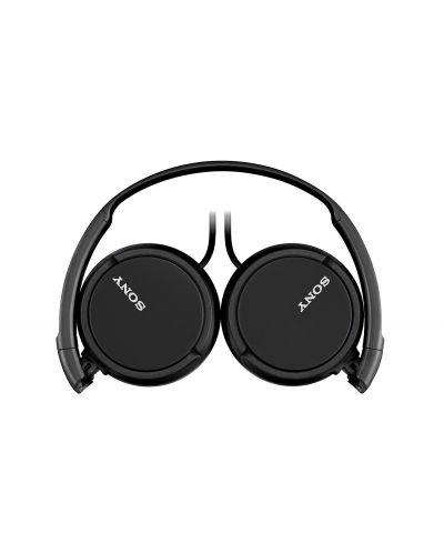 Слушалки Sony MDR-ZX110 - черни - 2