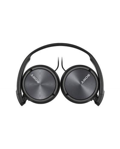Слушалки с микрофон Sony MDR-ZX310AP - черни - 2