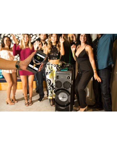 Sony MHC-V77DW Party System with Bluetooth and Wi-Fi - 7