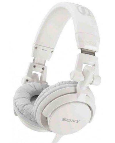 Слушалки Sony MDR-V55 - бели - 1