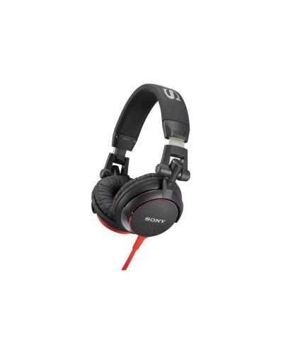 Слушалки Sony MDR-V55 - червени - 2