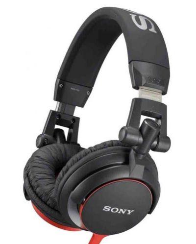 Слушалки Sony MDR-V55 - червени - 1