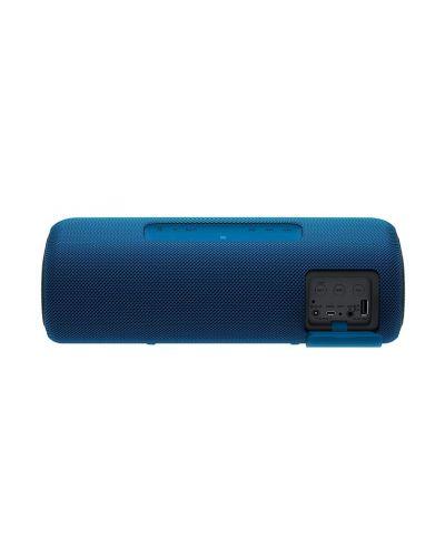 Мини колонка Sony SRS-XB41 - синя - 2
