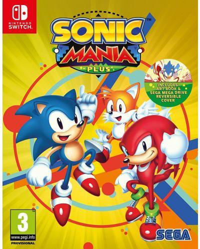 Sonic Mania Plus (Nintendo Swich) - 1