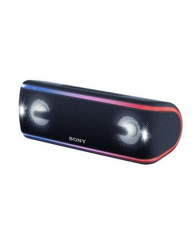 Мини колонка Sony SRS-XB41 - черна - 4