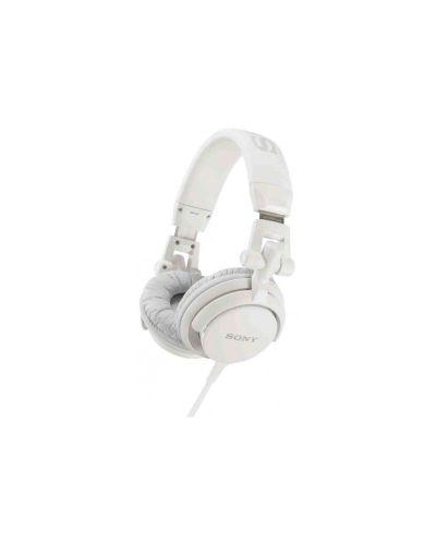 Слушалки Sony MDR-V55 - бели - 2