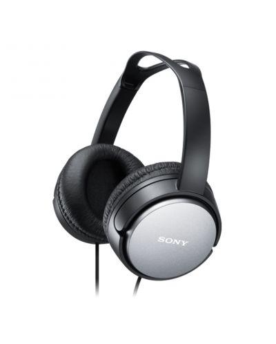 Слушалки Sony MDR-XD150 - черни - 1