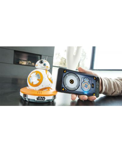 Робот Sphero BB-8 App-Enabled Droid - 3