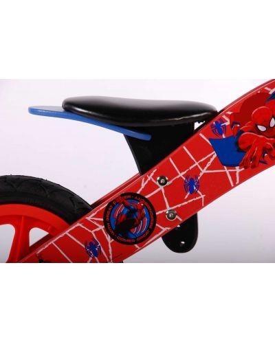 Дървено колело за баланс E&L Cycles - Спайдърмен, 12 инча - 4