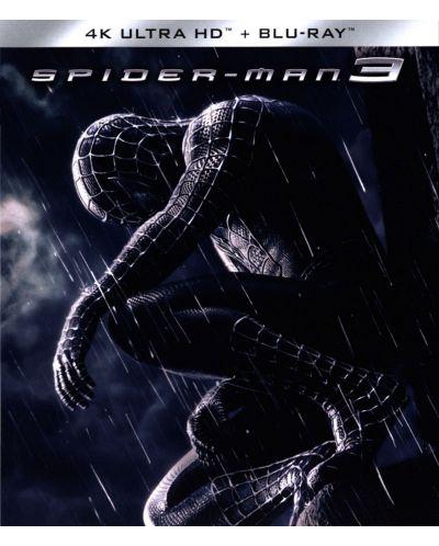 Спайдър-мен 3 (4K UHD Blu-Ray) - 1
