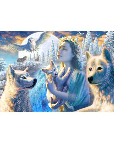 Пъзел Bluebird от 1000 части - Духът на планината - 1