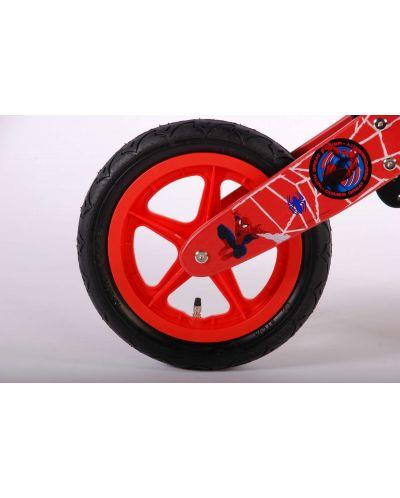 Дървено колело за баланс E&L Cycles - Спайдърмен, 12 инча - 3