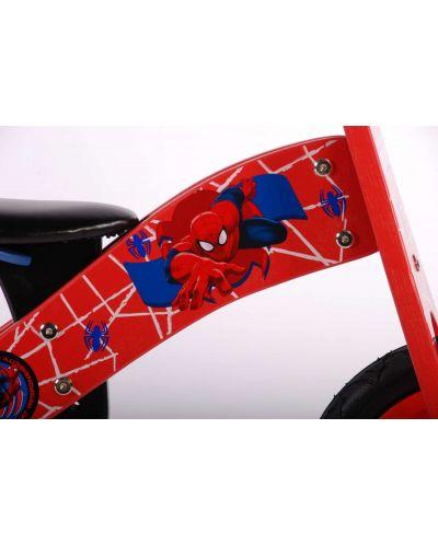 Дървено колело за баланс E&L Cycles - Спайдърмен, 12 инча - 5