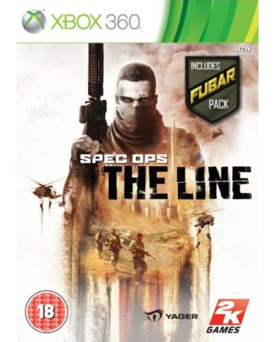 Spec Ops: The Line FUBAR Edition (Xbox 360) - 1
