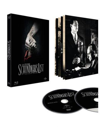 Списъкът на Шиндлер (2 диска) (Blu-Ray) - 1