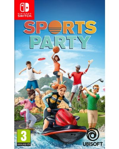 Sports Party (Nintendo Switch) - 1
