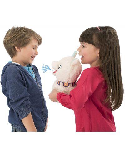 Интерактивна плюшена играчка IMC Toys - Плюеща лама Spitzy - 3