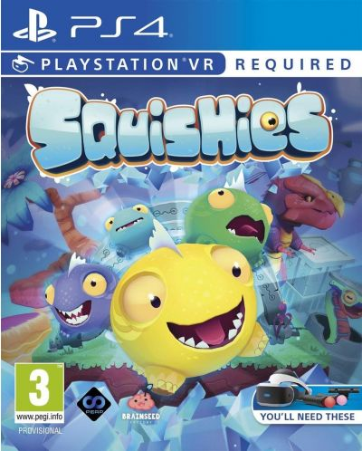 Squishies (PS4 VR) - 1
