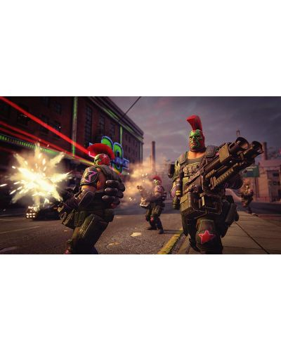 Saints Row: The Third - Remastered (PS4) - 3
