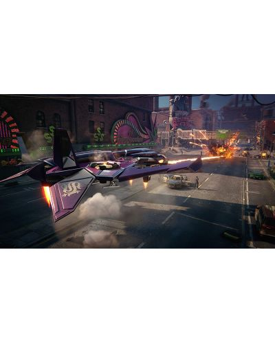 Saints Row: The Third - Remastered (PS4) - 4