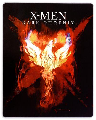 Х-Мен: Тъмния феникс Steelbook (Blu-Ray) - 1