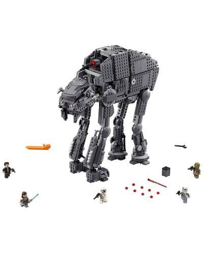 Конструктор Lego Star Wars - Heavy Assault Walker на Първата заповед (75189) - 6