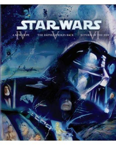 Star Wars: Original Trilogy (Blu-Ray) - 1