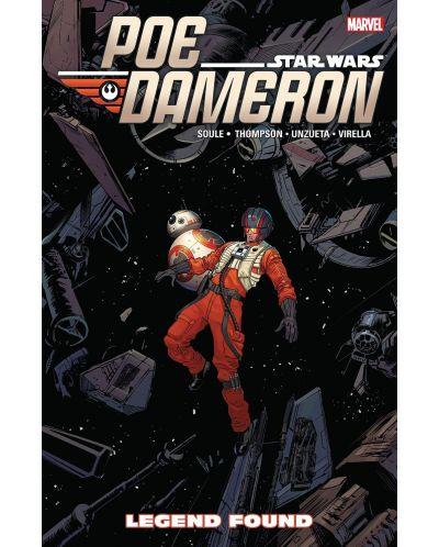 Star Wars Poe Dameron, Vol. 4: Legend Found - 1
