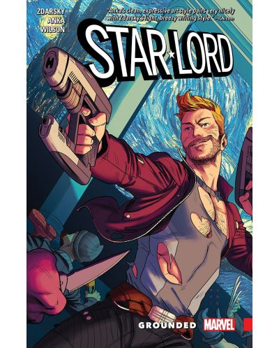 Star-Lord Grounded - 1