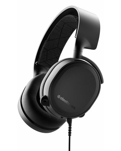 Гейминг слушалки Steelseries ARCTIS 3, 2019 Edition - черни - 1