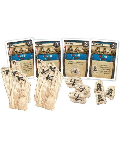 Настолна игра Stronghold 2nd Edition - 7