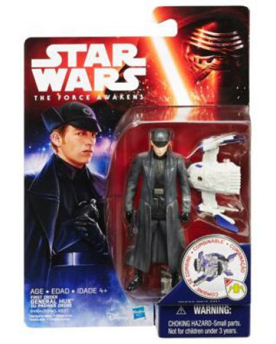 Фигурка Star Wars Forest Mission - First Order General Hux - 1