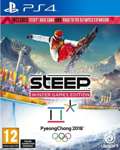 Steep Winter Games Edition (PS4) - 1