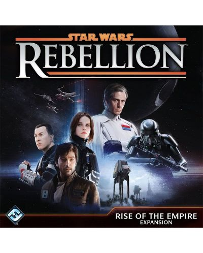 Разширение за Star Wars - Rebellion - Rise of the Empire - 5