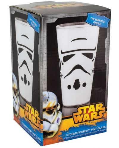 Чаша Star Wars - Storm Trooper Pint - 1