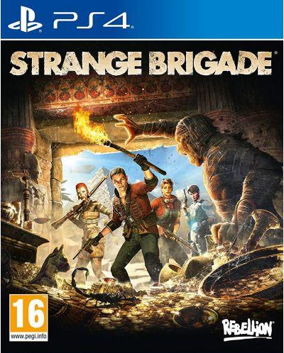 Strange Brigade (PS4) - 1
