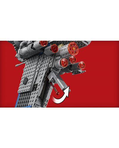 Конструктор Lego, Star Wars - Бомбардировач на Съпротивата (75188) - 7