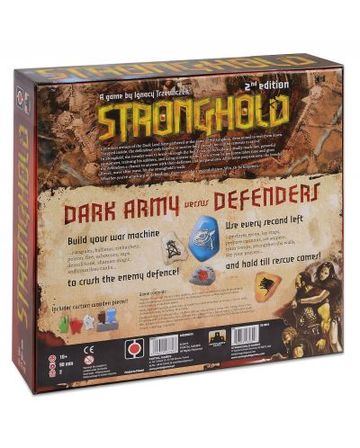 Настолна игра Stronghold 2nd Edition - 1