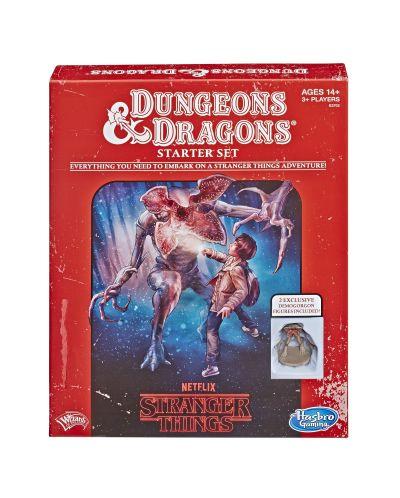 Ролева игра Stranger Things Dungeons & Dragons Starter Set - 6