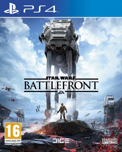 Star Wars Battlefront (PS4) - 1
