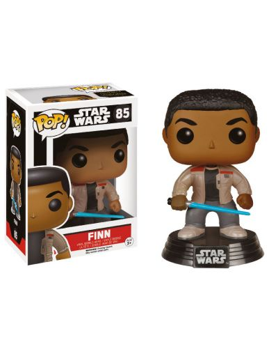Фигура Funko Pop! Star Wars: Episode VII - Finn With Lightsaber, #85 - 2