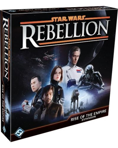 Разширение за Star Wars - Rebellion - Rise of the Empire - 1