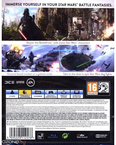 Star Wars Battlefront (PS4) - 9