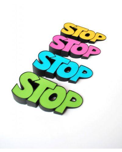 Stop Door - 1