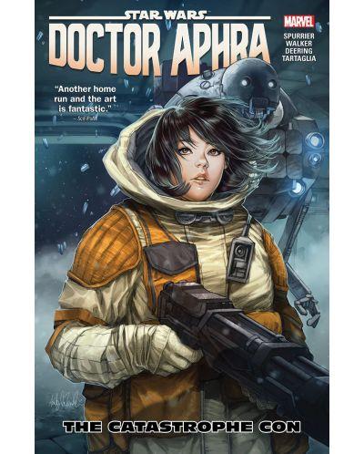 Star Wars Doctor Aphra, Vol. 4: The Catastrophe Con - 1