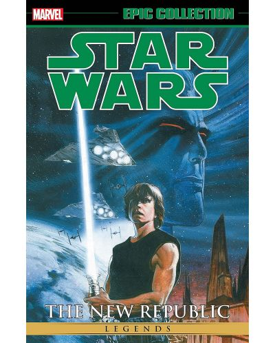 Star Wars Legends Epic Collection. The New Republic, Vol. 4 - 1