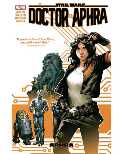 Star Wars Doctor Aphra Vol. 1 - 1