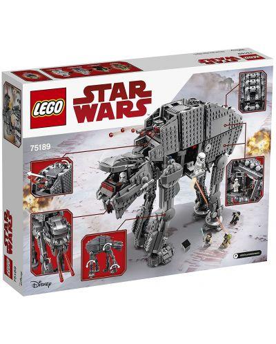 Конструктор Lego Star Wars - Heavy Assault Walker на Първата заповед (75189) - 5