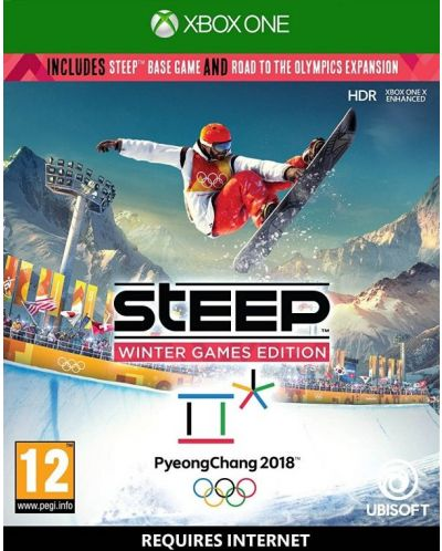 Steep Winter Games Edition (Xbox One) - 1