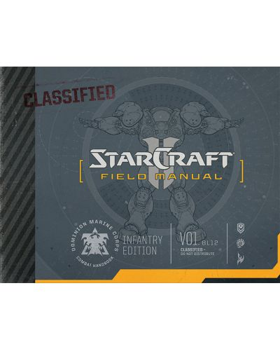 StarCraft: Field Manual (Hardcover) - 1